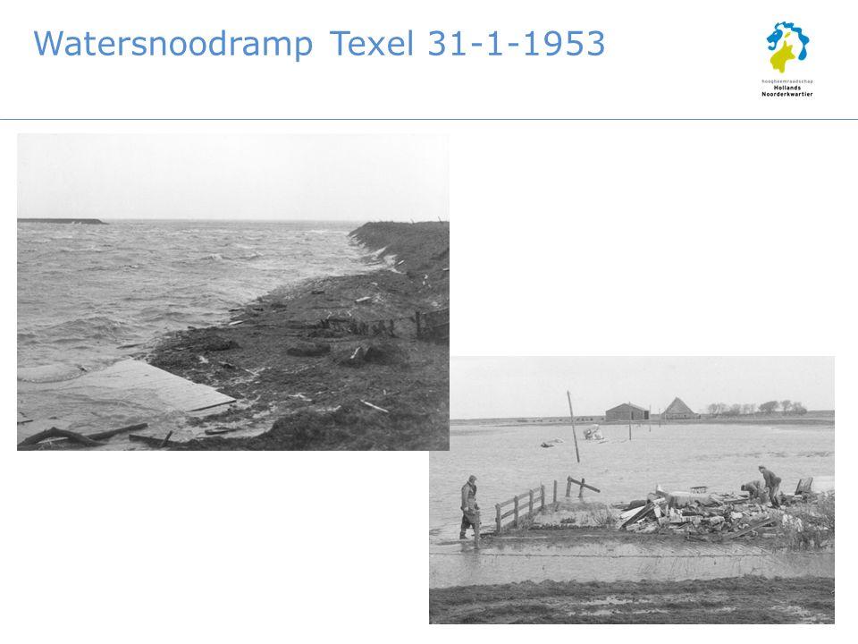 Zanddijkje verlagen Polder Eendracht Dijkdoorbraak polder de Eendracht (Noorderdijk) – 1953 Dijkdoorbraak en doorbraak van compartimenteringsdijk Het Noorden Doorbraak in '53