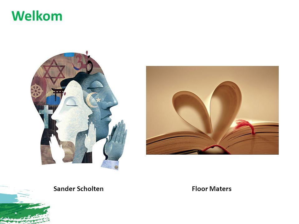Welkom Sander ScholtenFloor Maters