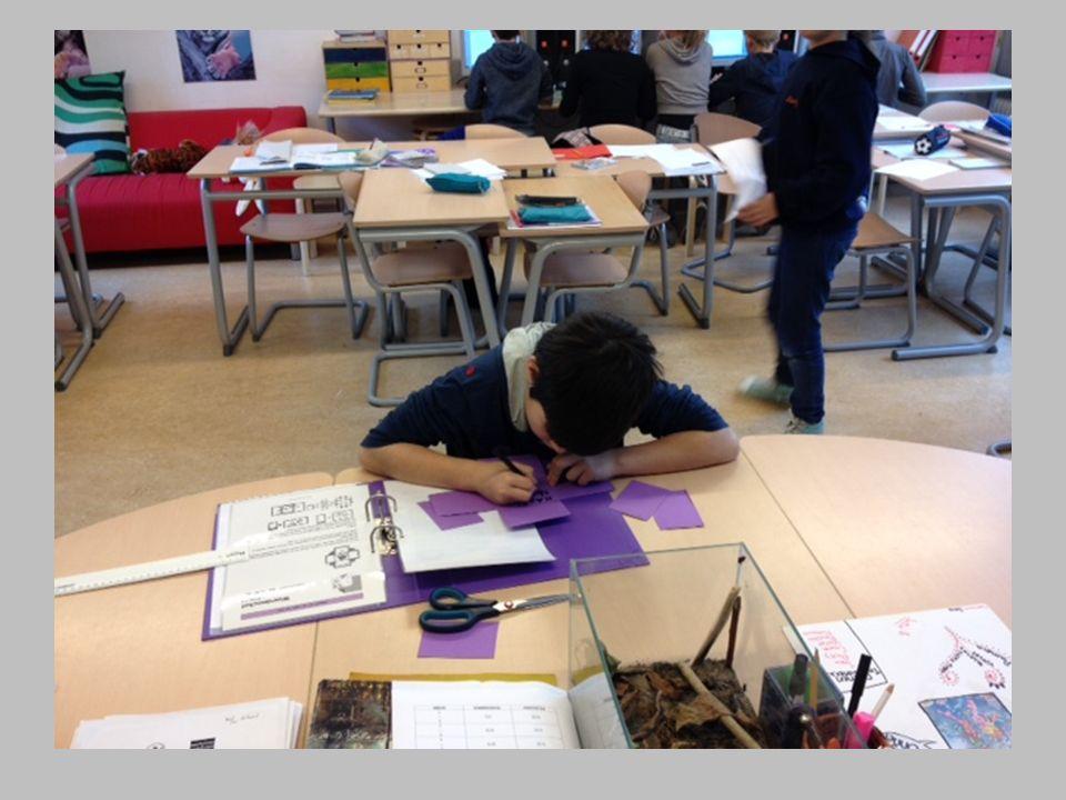 Kwaliteit Per opdracht wordt in de klas besproken wat we kwaliteit vinden.