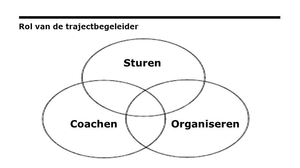 Sturen Coachen Organiseren