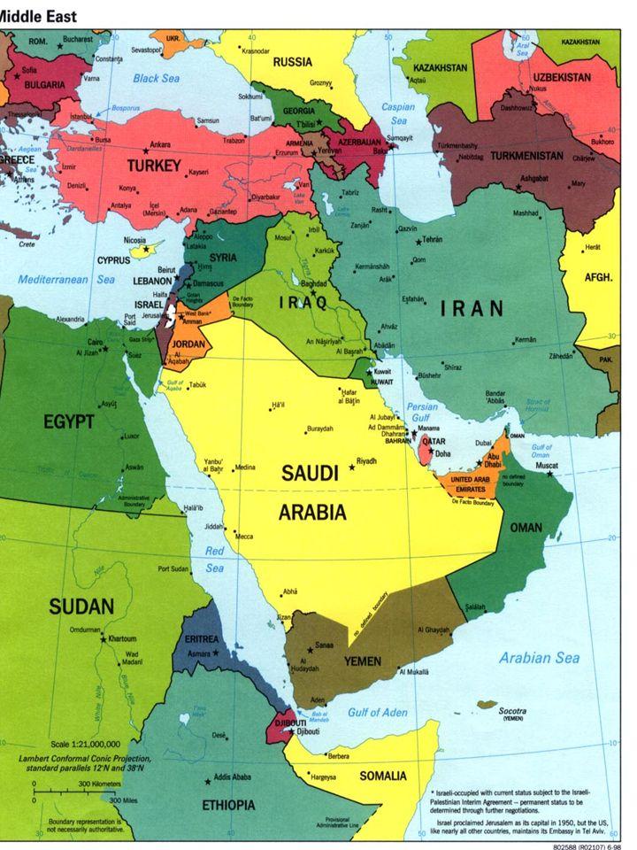 I.Pessimisme overheerst Doemdenken: 'van Arabische lente naar islamitische winter'.