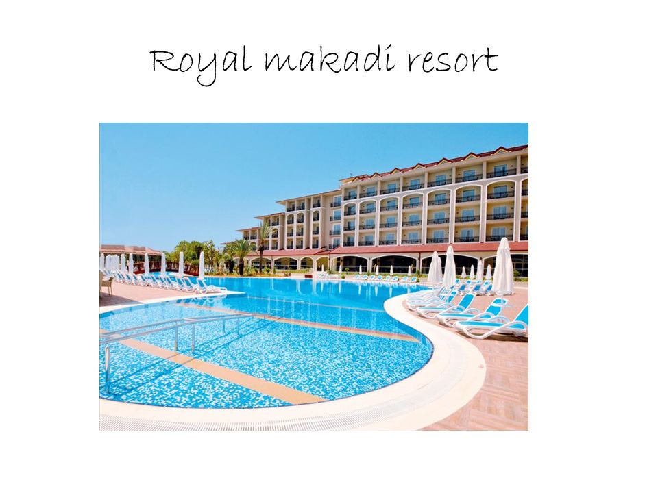 Royal makadi resort
