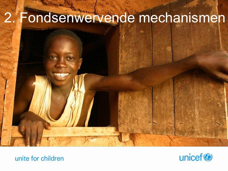 2. Fondsenwervende mechanismen