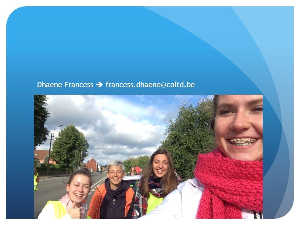 Dhaene Francess  francess.dhaene@coltd.be