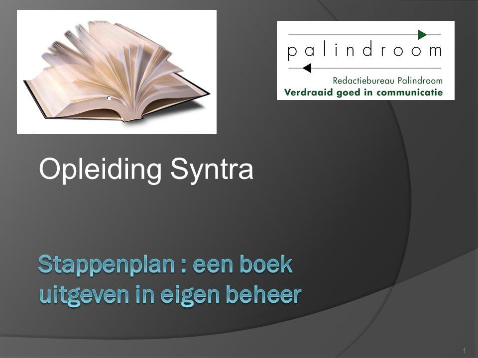 Opleiding Syntra 1