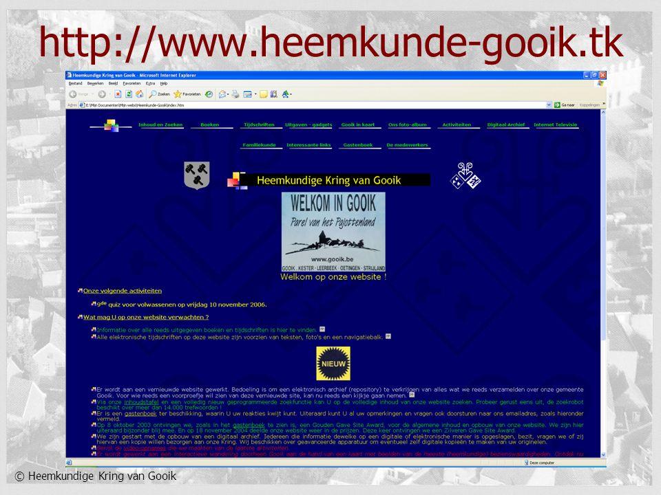 © Heemkundige Kring van Gooik http://www.heemkunde-gooik.tk