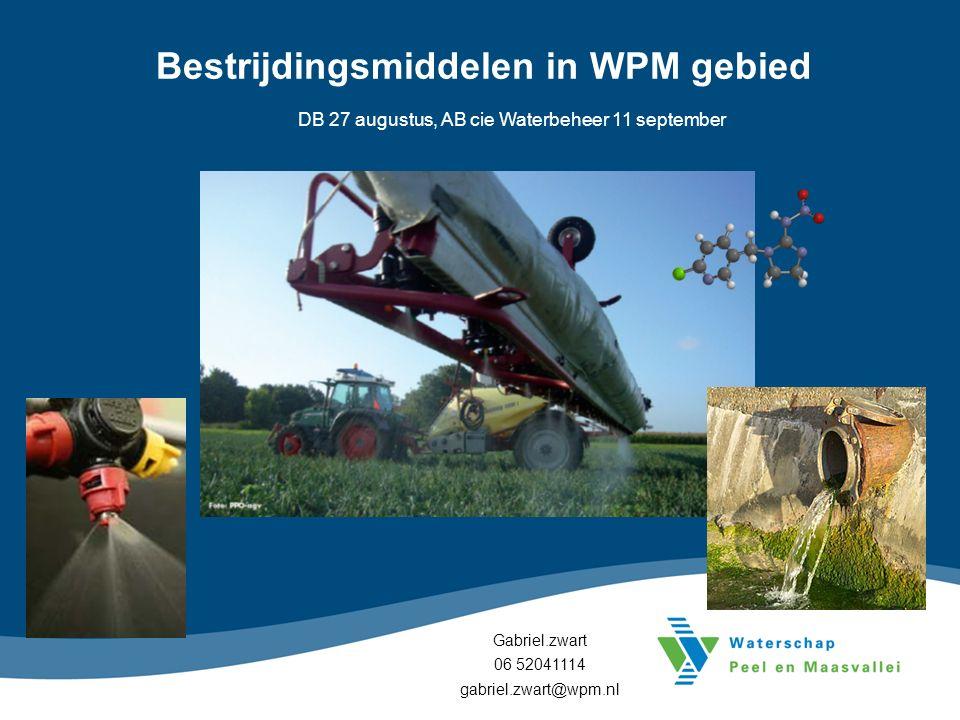 Effluenten van Rioolwaterzuiveringinstallaties (RWZIs) Venray Venlo Weert