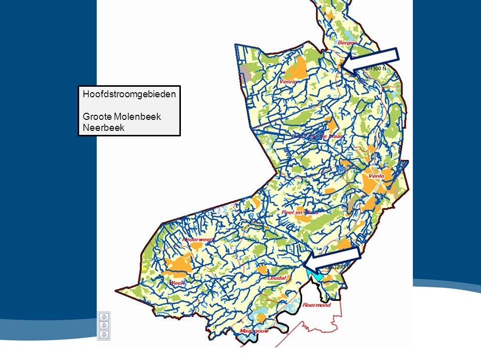 Grenswater Niers Noordervaart Raam Thornerbeek Uffelsebeek