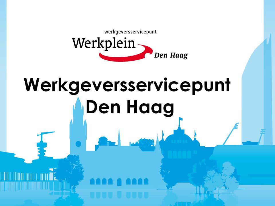 Werkgeversservicepunt Den Haag
