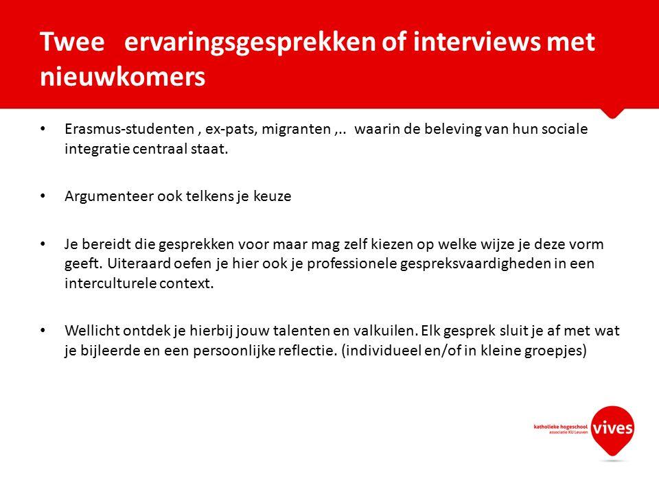 Erasmus-studenten, ex-pats, migranten,..