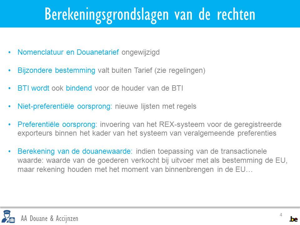 Doaunewaarde / Zekerheidstelling 5 AA Douane & Accijnzen Douanewaarde bij opeenvolgende verkopen: houden in rekening met de verkoop welke plaatsvond net voor het binnenbrengen in het douanegebied van de EU en die voldoet aan de criteria voor verkoop voor uitvoer met de EU als bestemming.