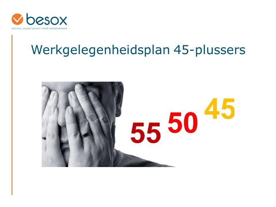 Werkgelegenheidsplan 45-plussers
