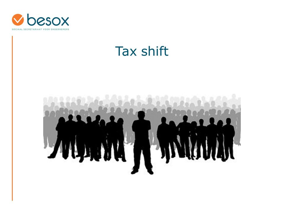 Tax shift