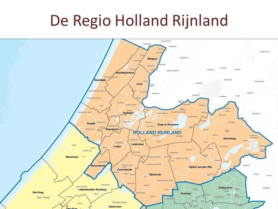 De Regio Holland Rijnland