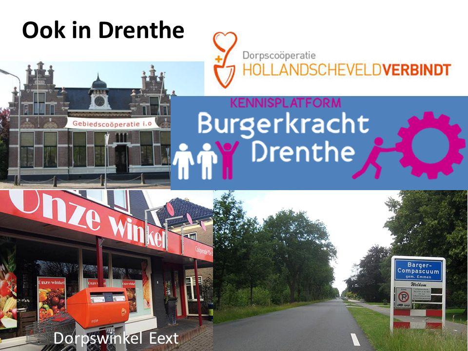Dorpswinkel Eext Ook in Drenthe