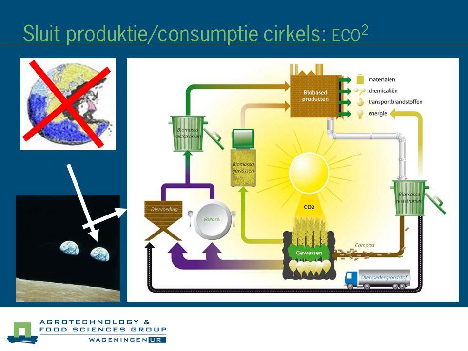 Sluit produktie/consumptie cirkels: ECO 2