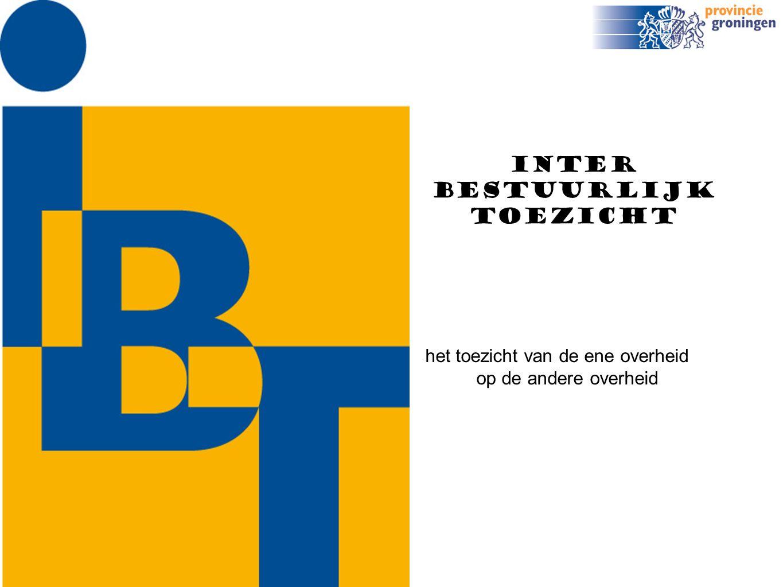 Ontwikkelingen IBT Cie Oosting 'Van specifiek naar generiek' minder bestuurlijke en administratieve lasten Wet revitalisering generiek toezicht (Wrgt) specifieke toezichtinstrumenten saneren generieke instrumenten revitaliseren