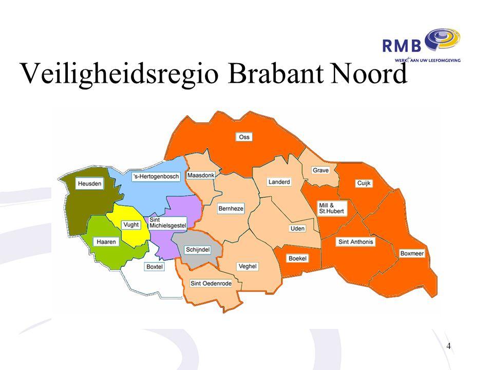 Veiligheidsregio Brabant Noord 4