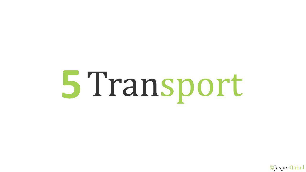 Transport 5 ©JasperOut.nl