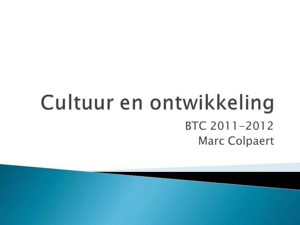 BTC 2011-2012 Marc Colpaert