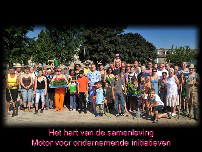 10 Het hart van de samenleving Motor voor ondernemende initiatieven