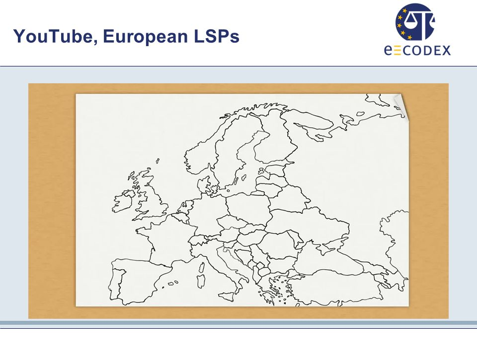 YouTube, European LSPs