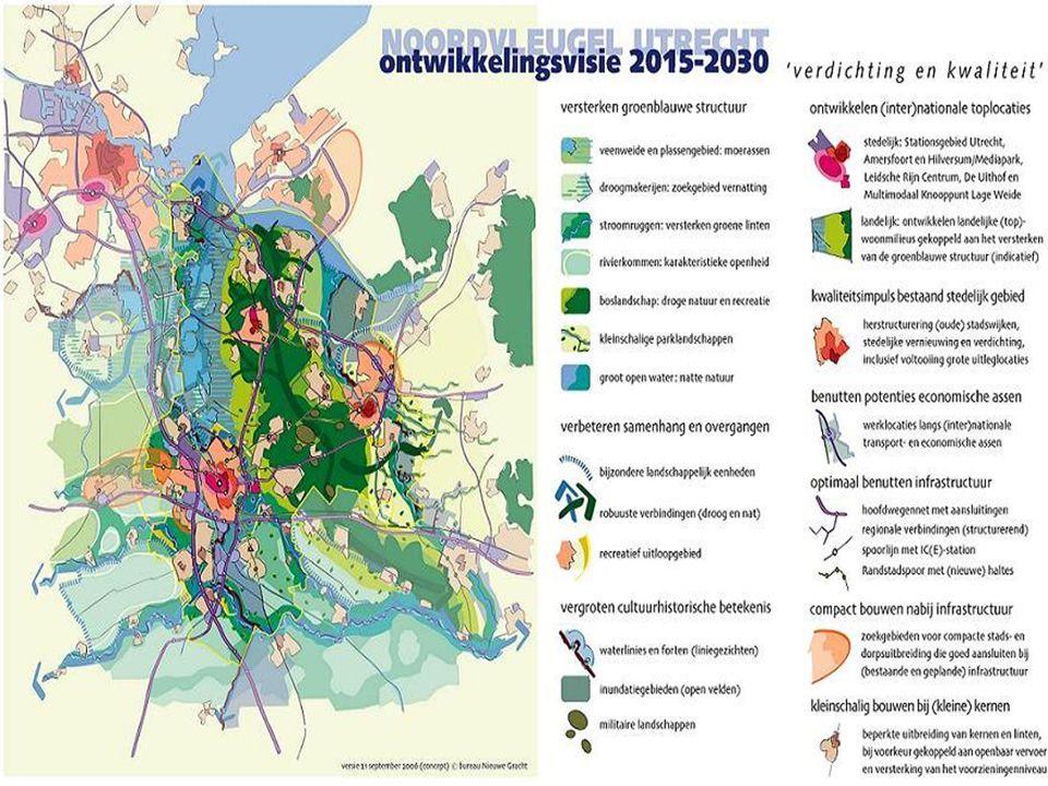 15 Kaart Ontwikkelingsvisie 2015 - 2030 –Nog invoegen