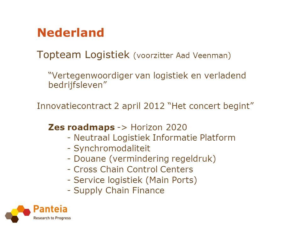 Inovatie Nederlands Bedrijfsleven (MKB) Het innovatief vermogen neemt af vanaf 2008, vanaf 2012 toename: inhaaleffect