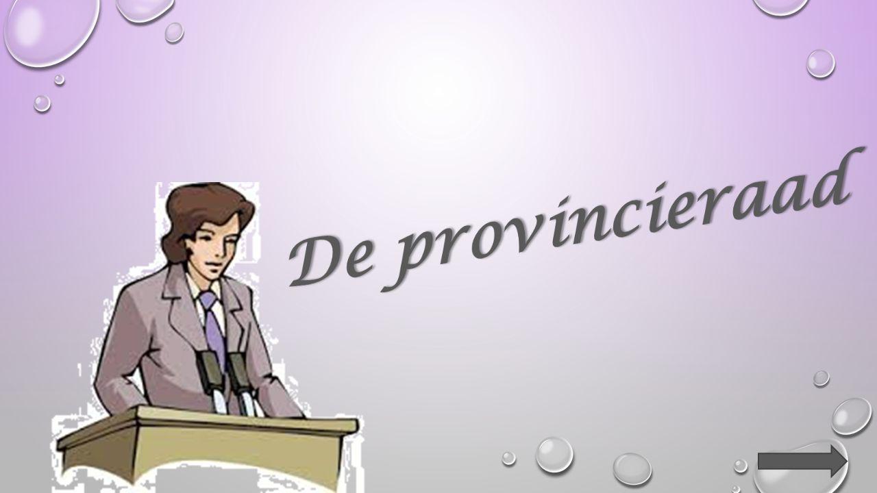 Zit je in het vierde of het vijfde leerjaar, dan kun je met je klas een bezoek brengen aan het provinciehuis.