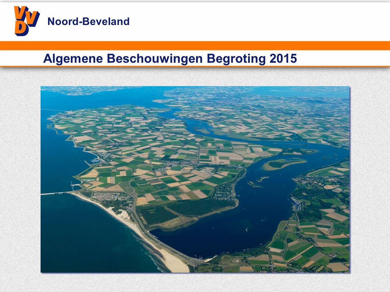 Algemene Beschouwingen Begroting 2015 Noord-Beveland
