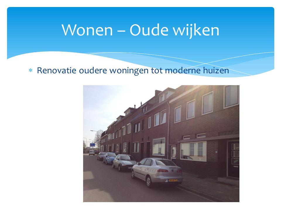  Renovatie oudere woningen tot moderne huizen Wonen – Oude wijken