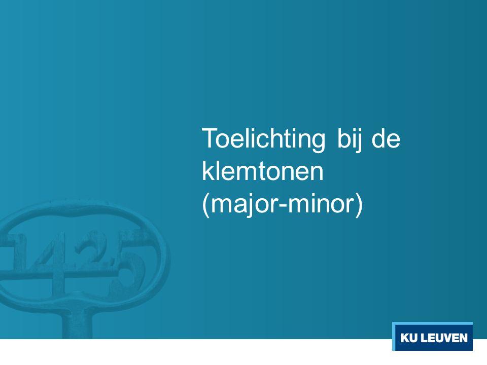 Klemtoon Privaatrecht (prof.I. Samoy) Keuze tussen: o Aansprakelijkheidsrecht (prof.