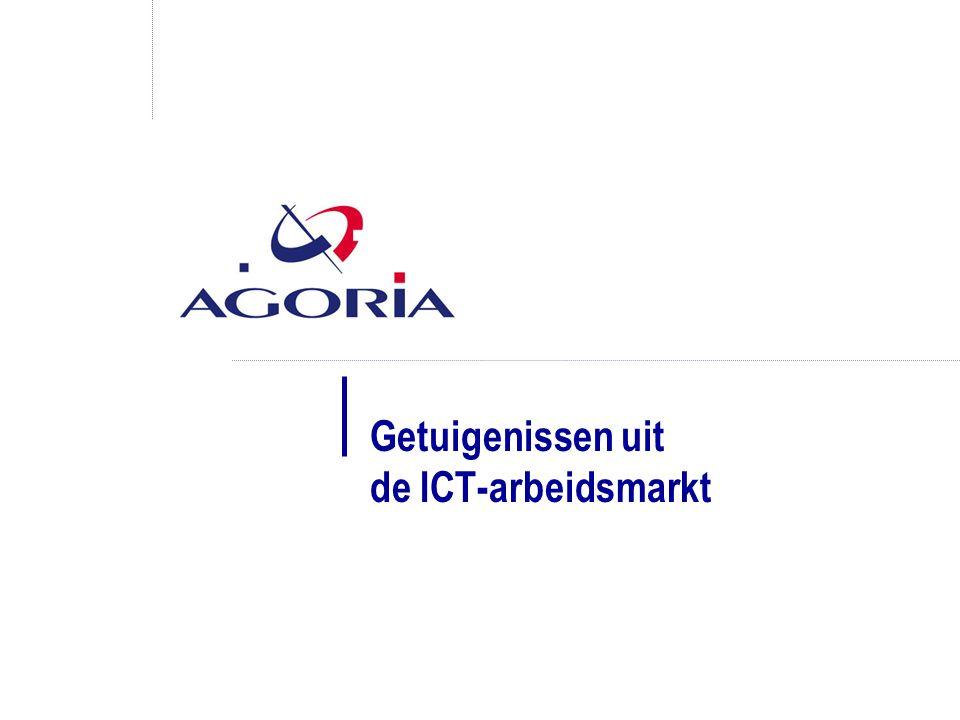 Getuigenissen uit de ICT-arbeidsmarkt