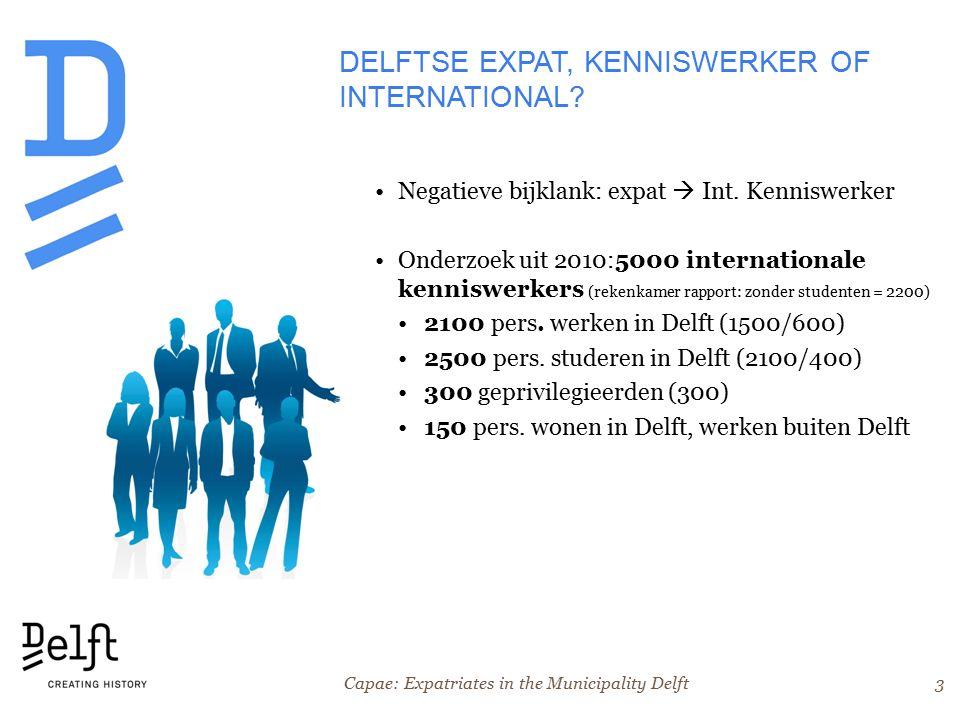 Negatieve bijklank: expat  Int.