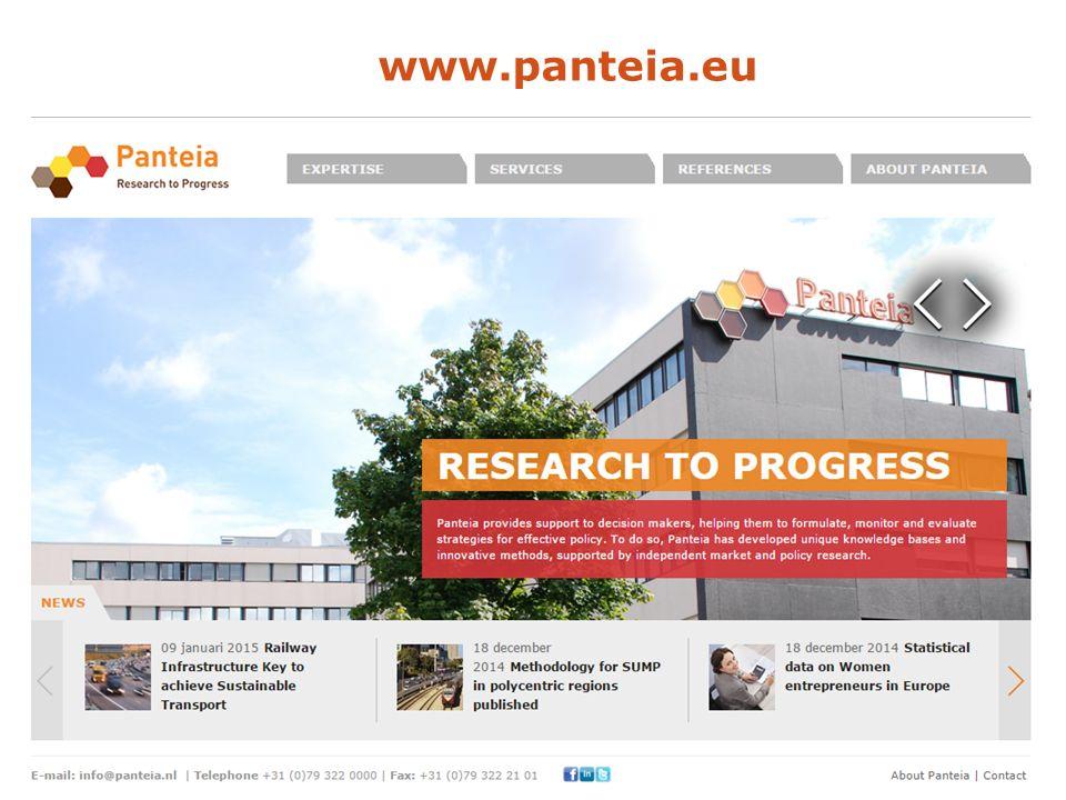 www.panteia.eu
