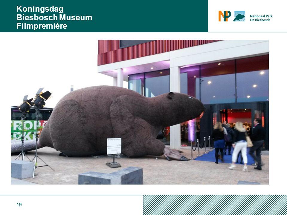 19 Koningsdag Biesbosch Museum Filmpremière