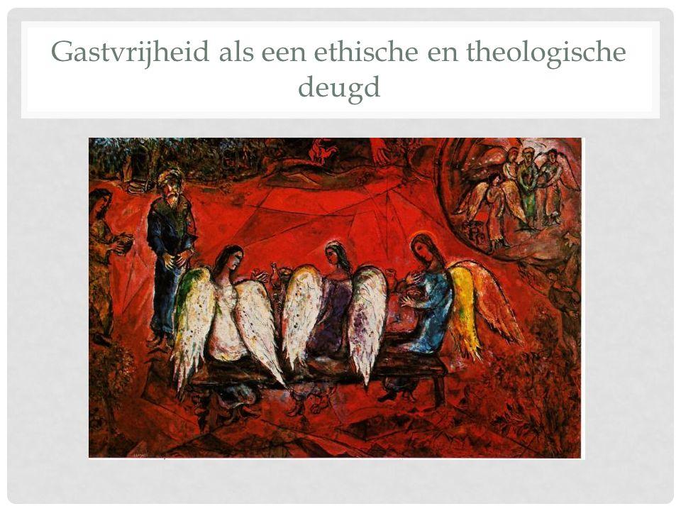 Gastvrijheid als een ethische en theologische deugd