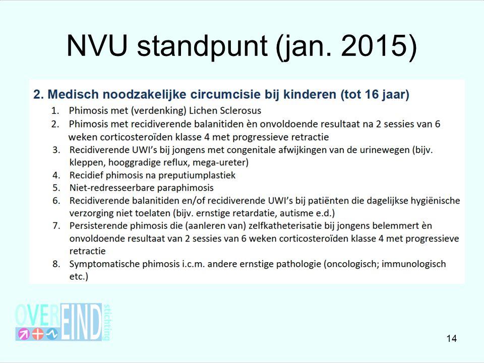 NVU standpunt (jan. 2015) 14