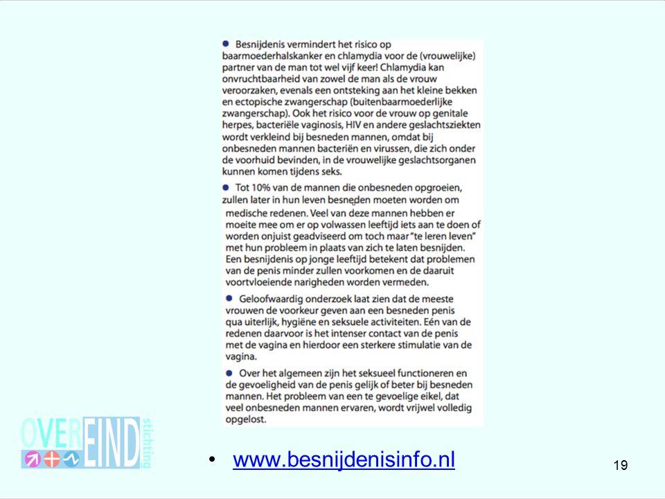 www.besnijdenisinfo.nl 19