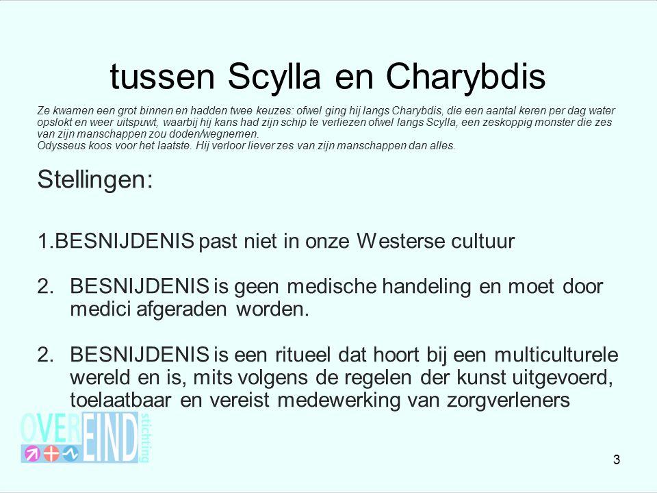 TWEE INVALSHOEKEN Er zijn (volgens westerse opvatting) 2 redenen om een besnijdenis uit te voeren: een medische /westerse reden een niet-medische reden: cultureel en/of religieus bepaald 4