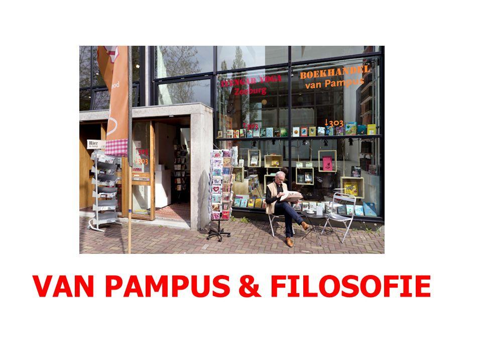 VAN PAMPUS & FILOSOFIE