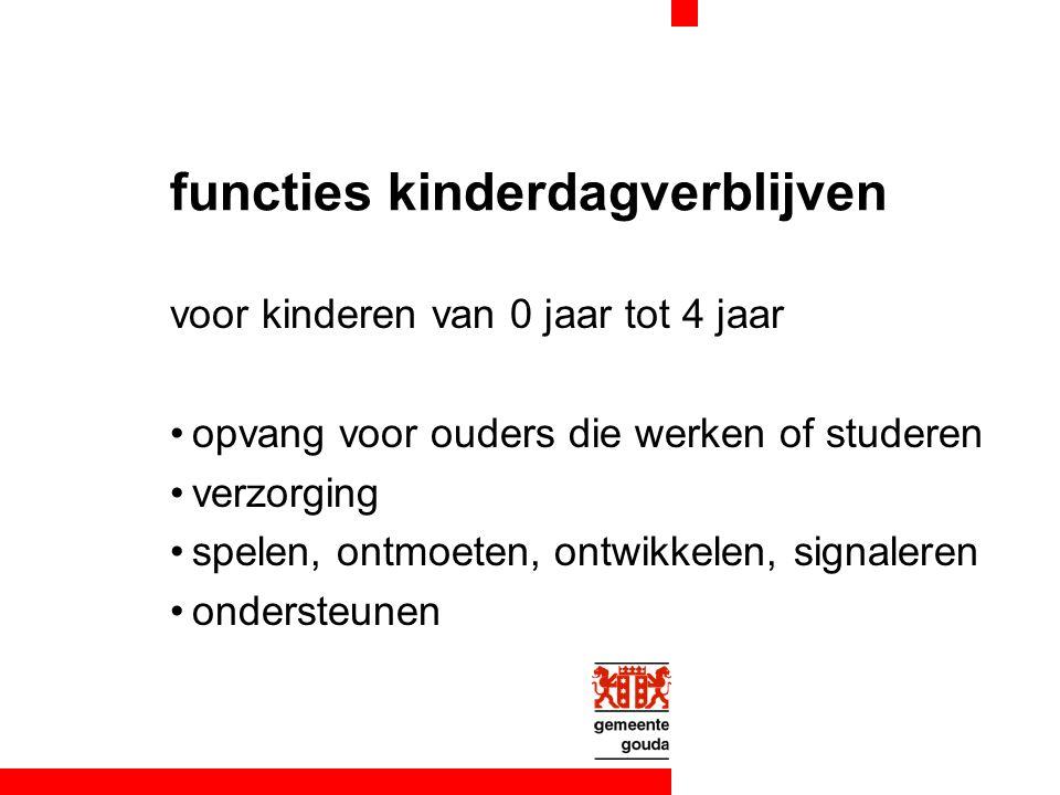 VVE (voor- en vroegschoolse educatie) voor kinderen met risico op achterstand ondersteuningsprogramma's extra begeleiding vier dagdelen per week moederprogramma's