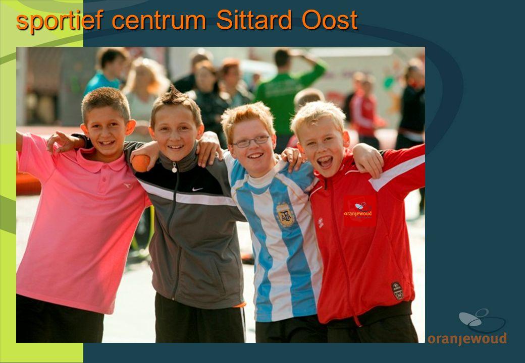 sportief centrum Sittard Oost