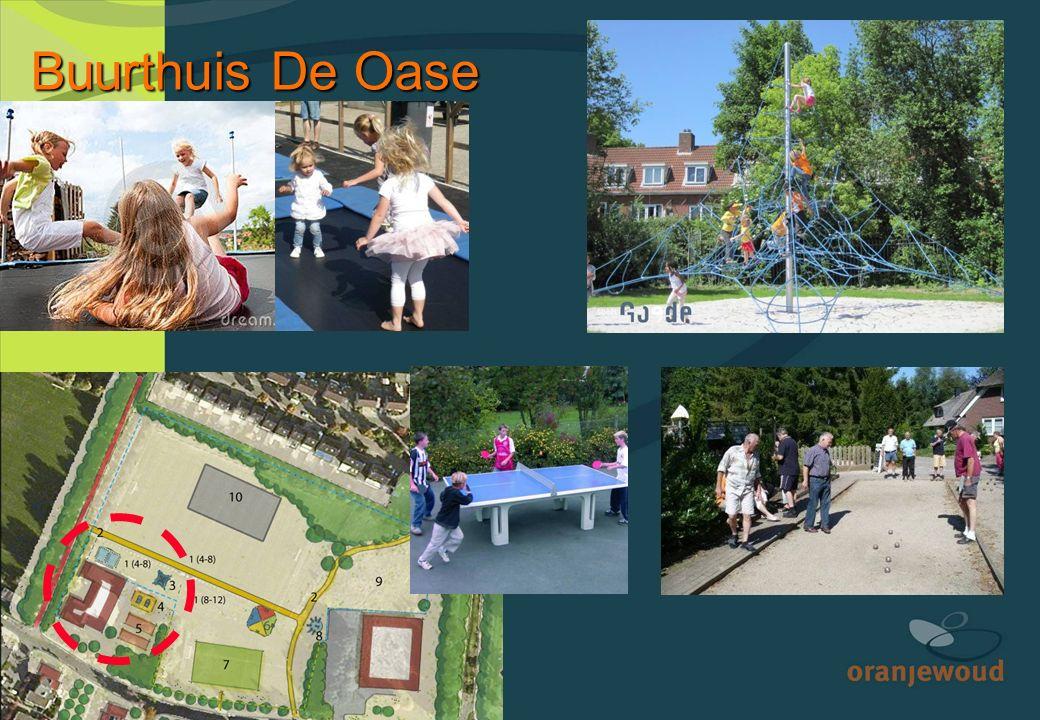 Buurthuis De Oase