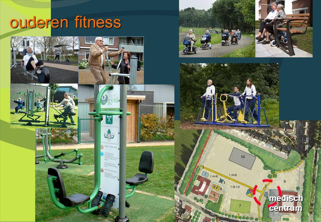 ouderen fitness medischcentrum