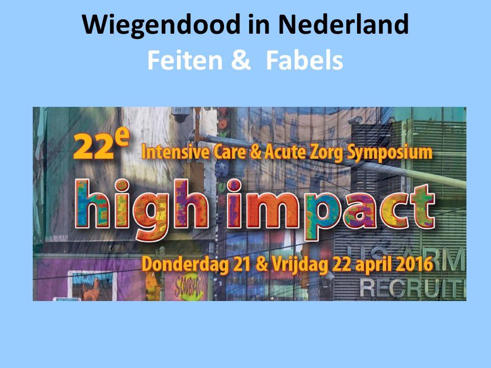 Wiegendood in Nederland Feiten & Fabels