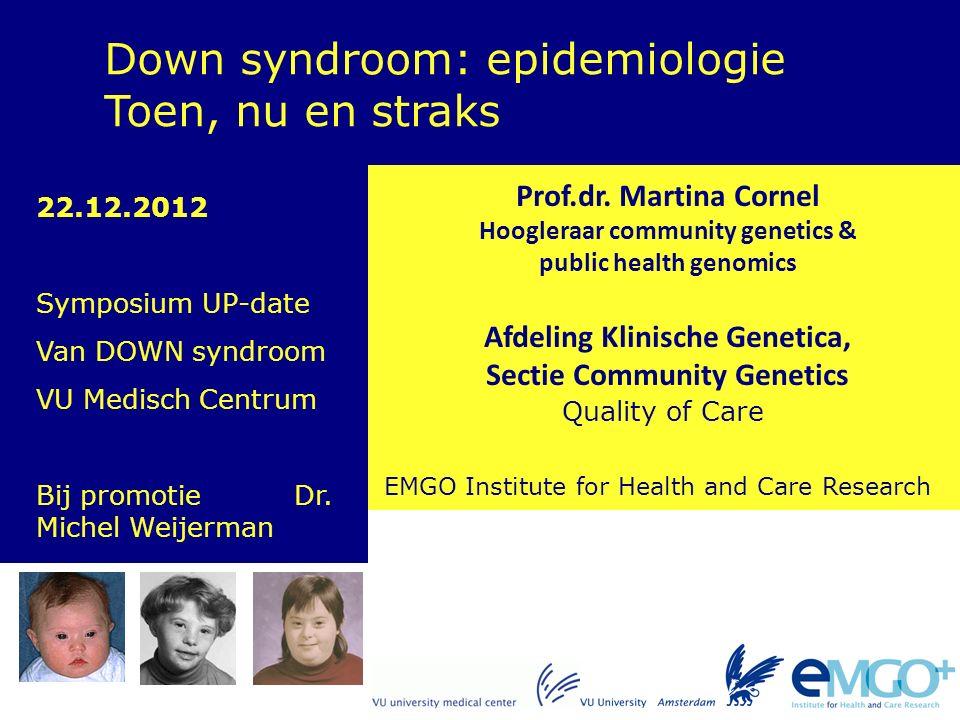 NIPD performance E.J.Verweij, J.M.E van den Oever, M.A.