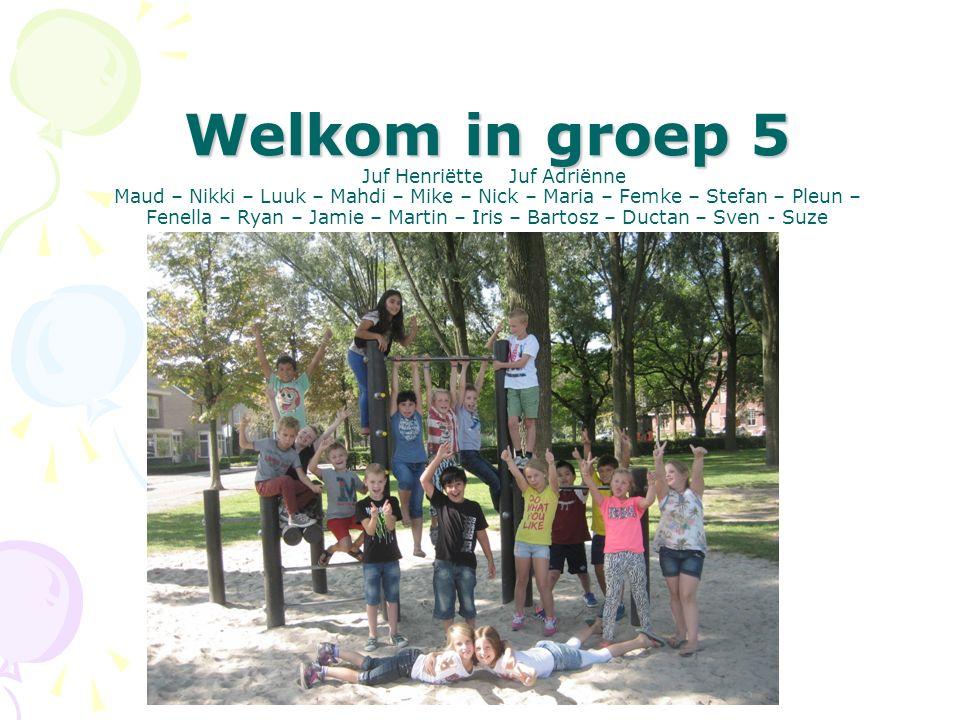 Leerdoelen groep 5 Wereldoriëntatie: Brandaan= Geschiedenis Pré histrie tot ontdekkingsreizigers Meander= Aardrijkskunde Nederland; uitgaande van eigen omgeving.