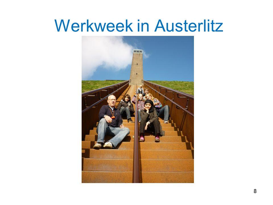 Werkweek in Austerlitz 8
