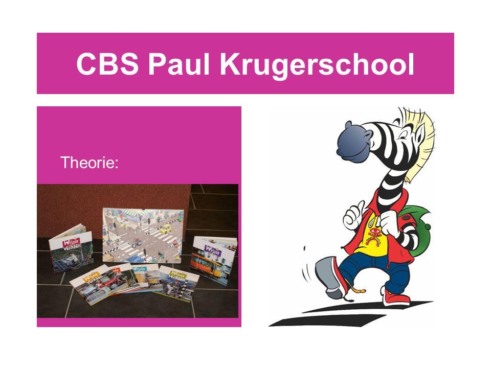CBS Paul Krugerschool Theorie: